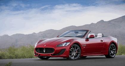 2012 Maserati GranCabrio Sport 2