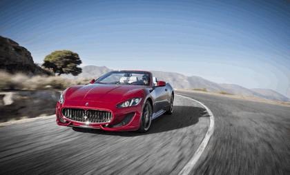 2012 Maserati GranCabrio Sport 3