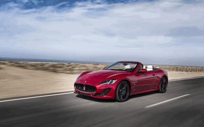 2012 Maserati GranCabrio Sport 4
