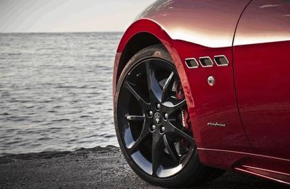 2012 Maserati GranCabrio Sport 6