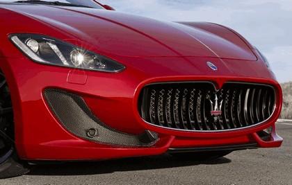 2012 Maserati GranCabrio Sport 7