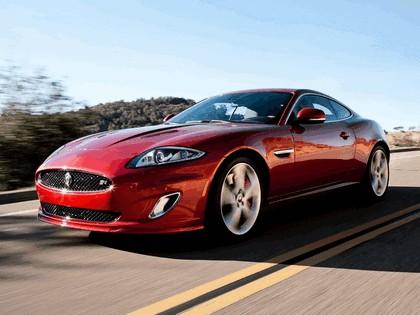 2011 Jaguar XKR - USA version 2