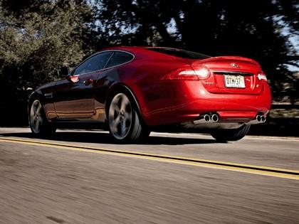 2011 Jaguar XKR - USA version 6