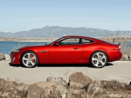 2011 Jaguar XKR - USA version 7