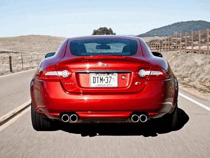 2011 Jaguar XKR - USA version 9