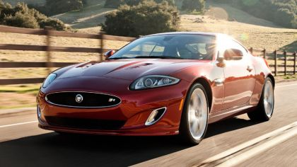 2011 Jaguar XKR - USA version 8