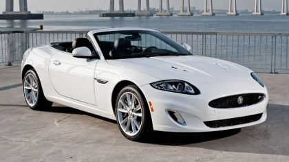 2011 Jaguar XKR convertible - USA version 8