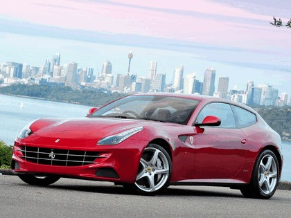 2012 Ferrari FF - Australian version 9