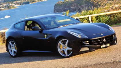 2012 Ferrari FF - Australian version 8