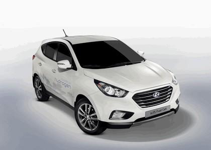 2012 Hyundai ix35 Fuel Cell 7