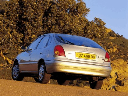 1999 Toyota Corolla 5-door 2