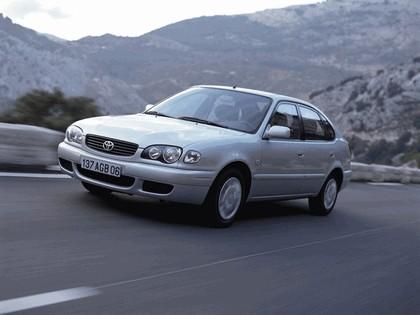 1999 Toyota Corolla 5-door 5