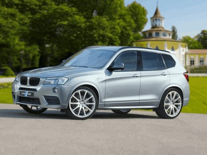 2012 BMW X3 ( F25 ) by Hartge 1