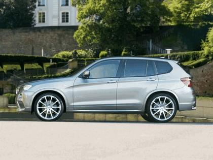2012 BMW X3 ( F25 ) by Hartge 2