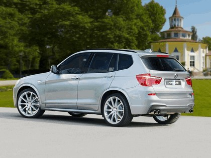 2012 BMW X3 ( F25 ) by Hartge 3