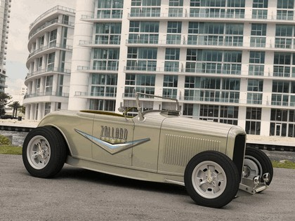 2012 Ford Roadster by Zolland Design ( based on 1929-1932 Ford Roadster ) 4