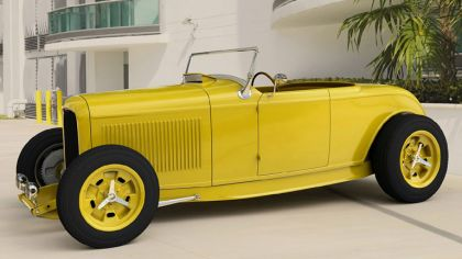 2012 Ford Roadster by Zolland Design ( based on 1929-1932 Ford Roadster ) 9