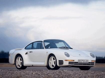 1986 Porsche 959 1