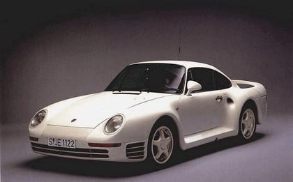 1986 Porsche 959 4