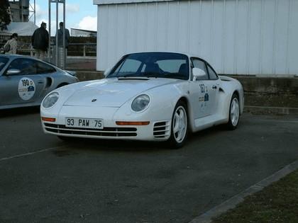 1986 Porsche 959 6