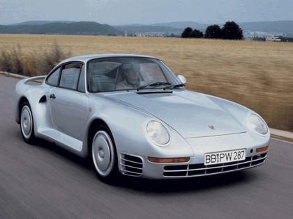 1986 Porsche 959 7