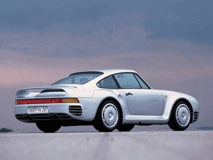 1986 Porsche 959 12