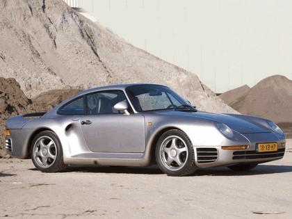 1986 Porsche 959 14