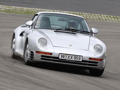 1986 Porsche 959 17