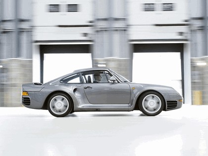 1986 Porsche 959 24
