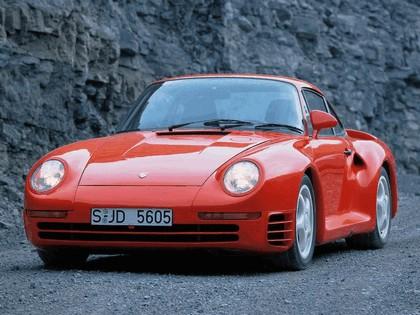 1986 Porsche 959 25
