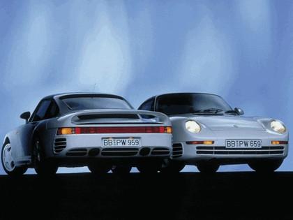 1986 Porsche 959 32