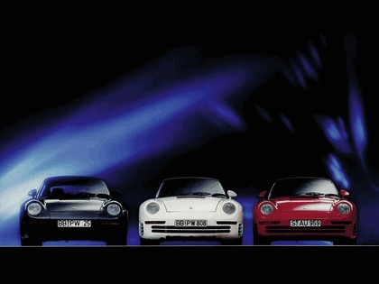1986 Porsche 959 33