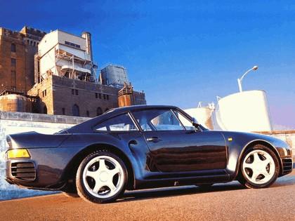 1986 Porsche 959 34