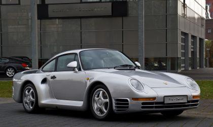 1986 Porsche 959 20