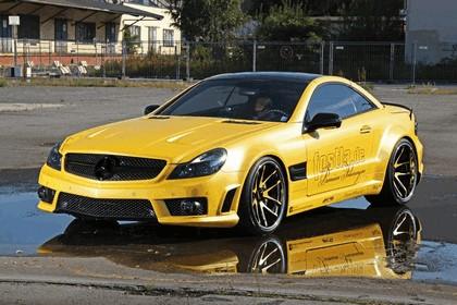 2012 Mercedes-Benz SL ( R230 ) 55 AMG Liquid Gold by Fostla.de 1