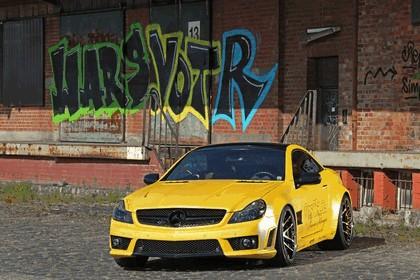 2012 Mercedes-Benz SL ( R230 ) 55 AMG Liquid Gold by Fostla.de 4