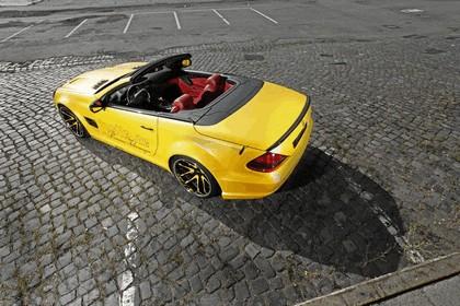 2012 Mercedes-Benz SL ( R230 ) 55 AMG Liquid Gold by Fostla.de 6