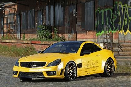 2012 Mercedes-Benz SL ( R230 ) 55 AMG Liquid Gold by Fostla.de 7