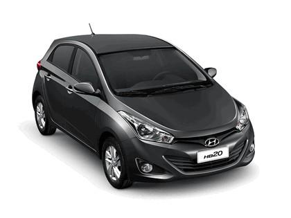 2012 Hyundai HB20 1