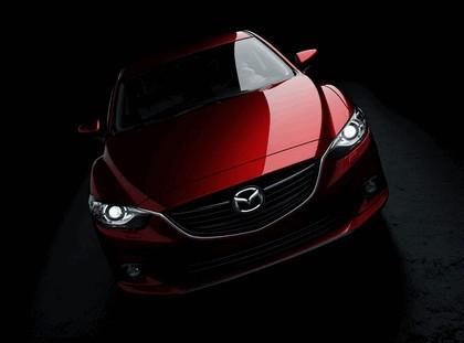 2012 Mazda 6 wagon 8