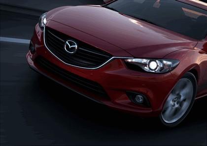 2012 Mazda 6 wagon 25