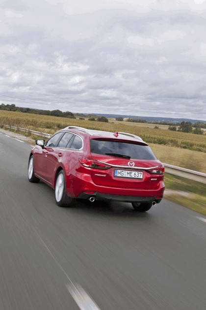 2012 Mazda 6 wagon 32