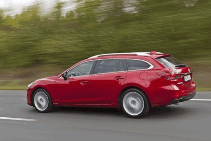 2012 Mazda 6 wagon 33
