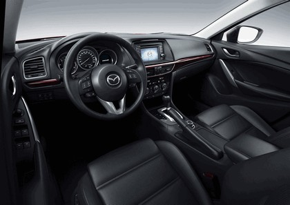 2012 Mazda 6 wagon 103
