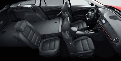 2012 Mazda 6 wagon 111