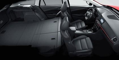 2012 Mazda 6 wagon 112