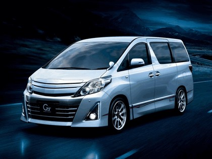 2012 Toyota Alphard 240S Gs ( ANH20W ) 1