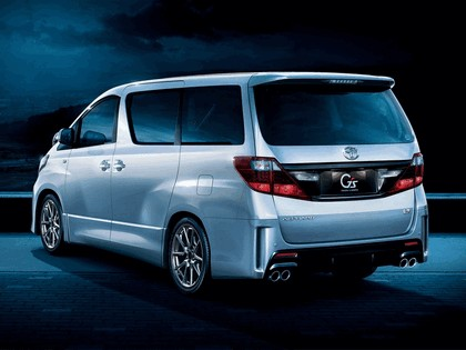 2012 Toyota Alphard 240S Gs ( ANH20W ) 2