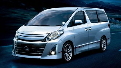 2012 Toyota Alphard 240S Gs ( ANH20W ) 6