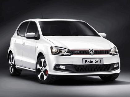 2012 Volkswagen Polo GTI 5-door - Chinese version 1